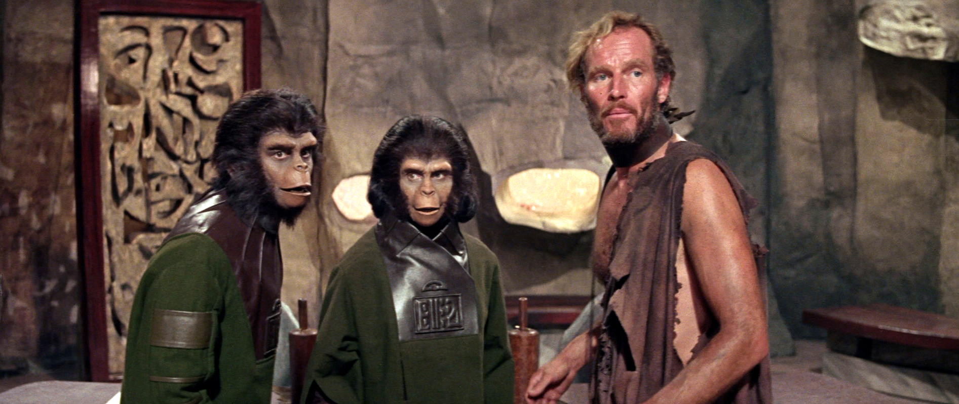 After Porn Ends Reparto planet of the apes (1968) – that was a bit mental