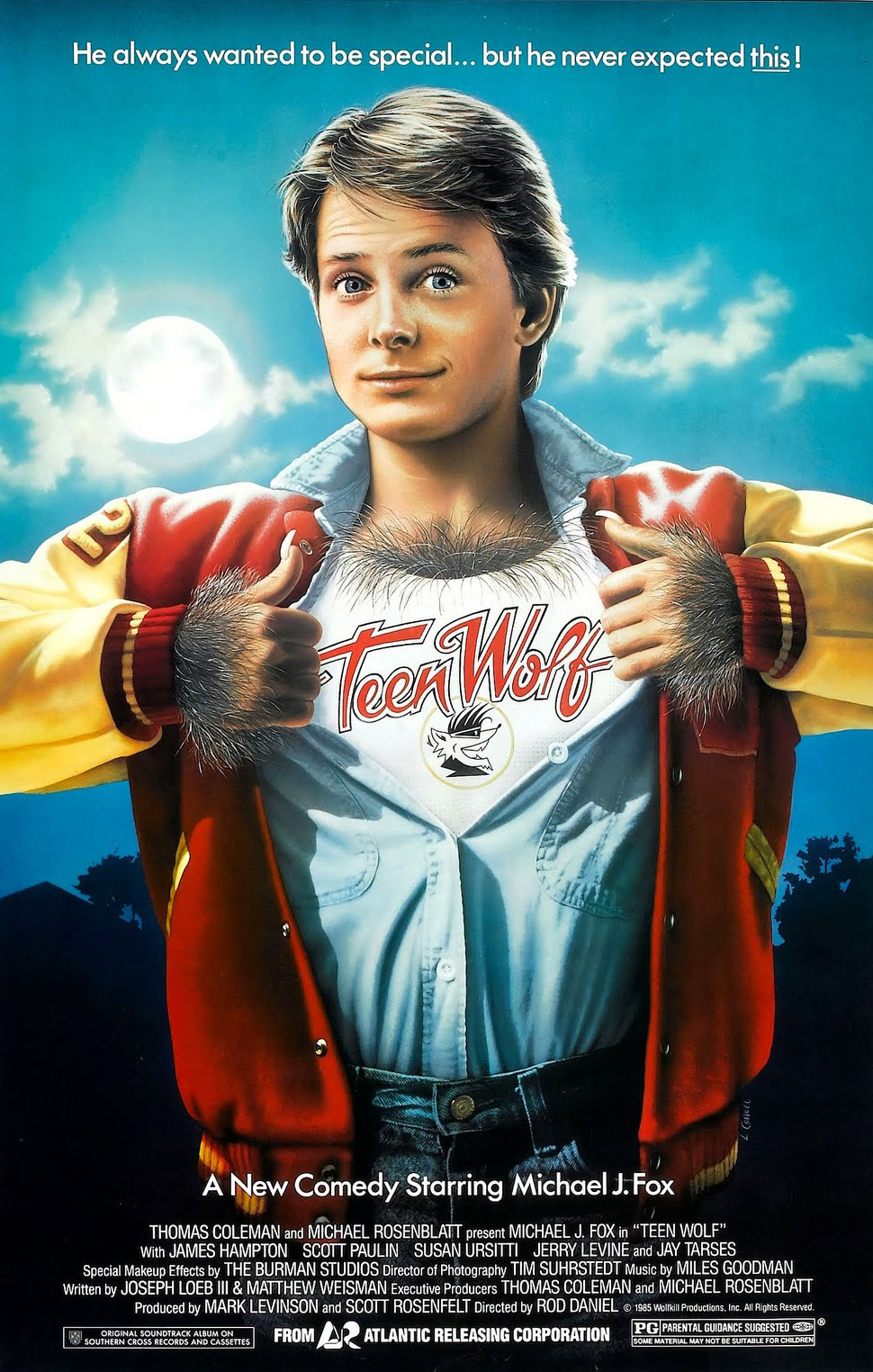 Teen Wolf (1985) | That Was A Bit Mental