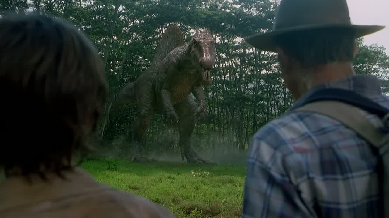 Jurassic Park III (2001) | That Was A Bit Mental