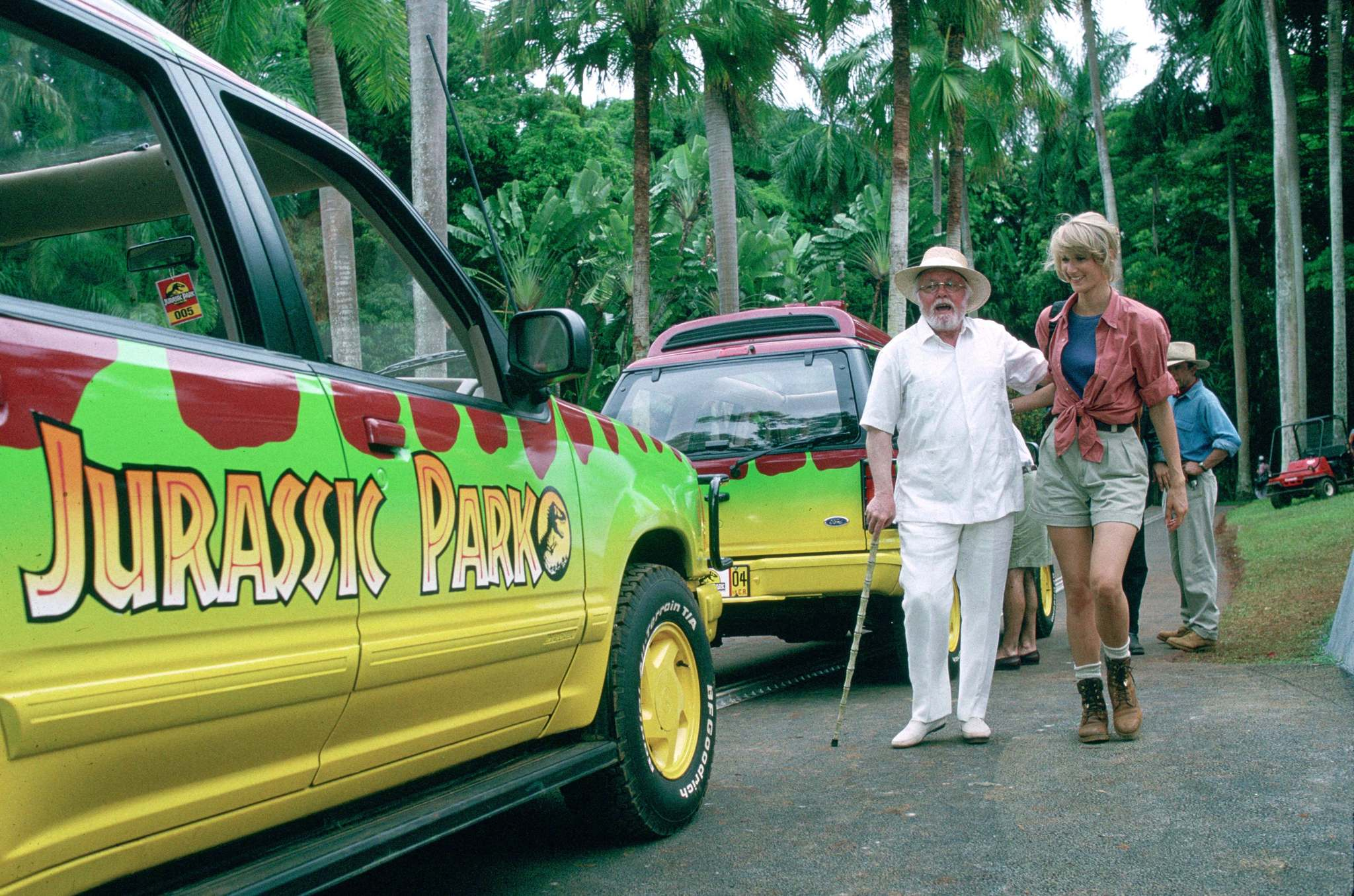 Jurassic Park (1993) – That Was A Bit Mental