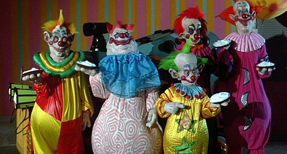Killer klowns from outer space 1988 that was a bit mental for Killer clown movie