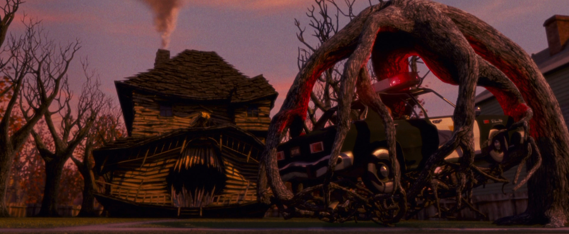 Monster House 2006 That Was A Bit Mental