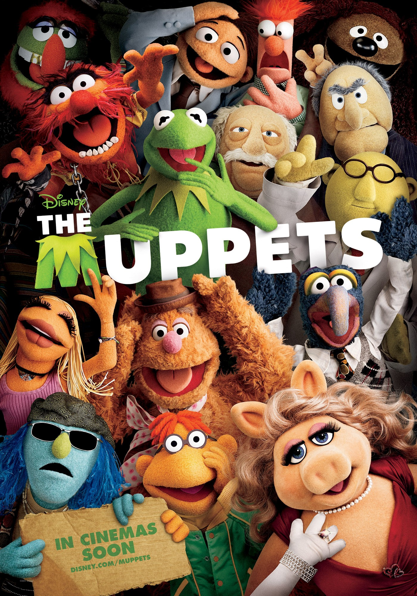 Image result for The Muppets (2011)