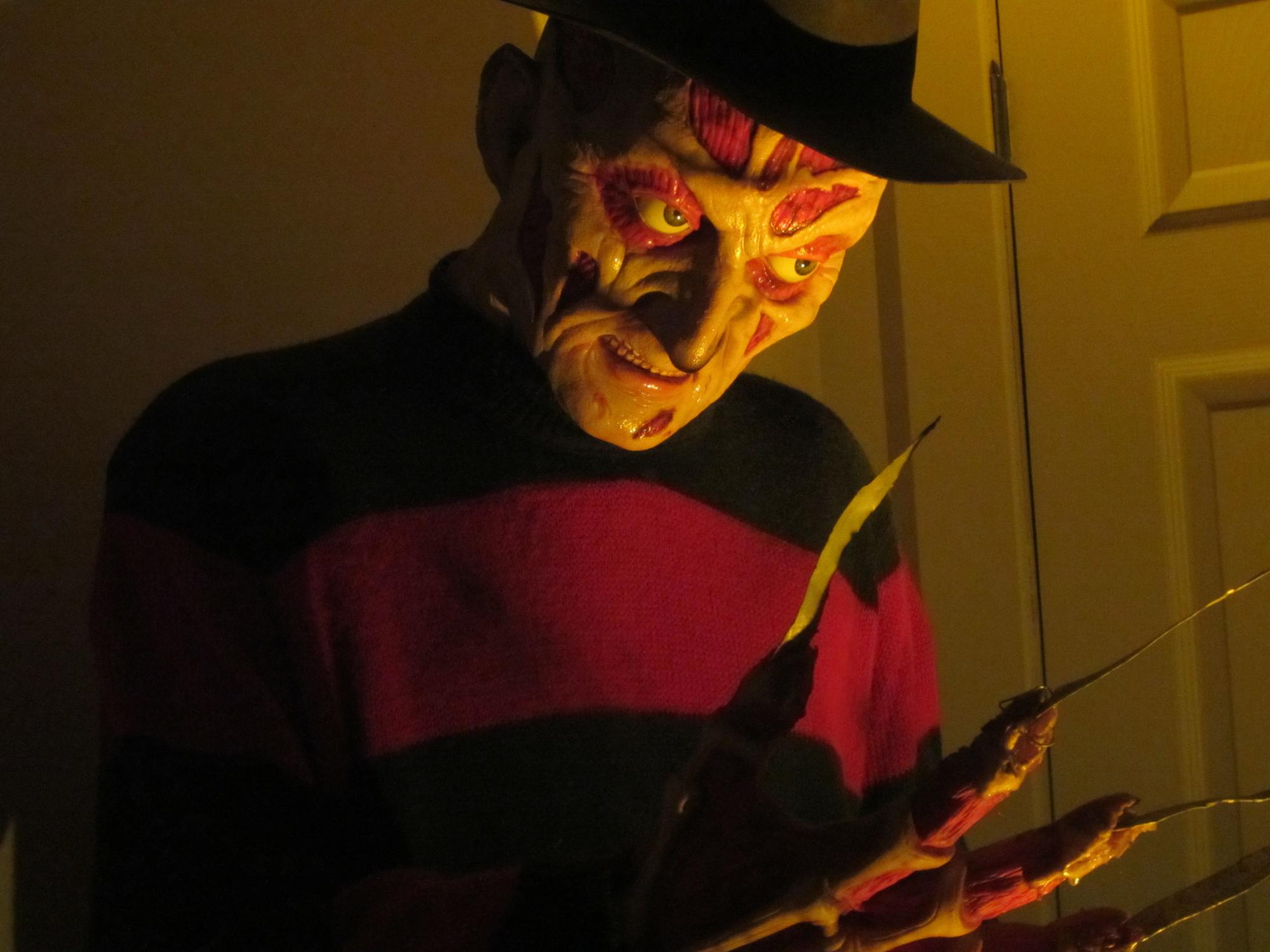 Freddy Krueger (Mortal Kombat 9) |How Did Freddy Krueger Die
