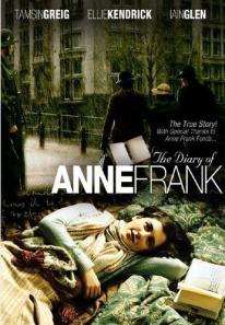 The Diary Of Anne Frank cover