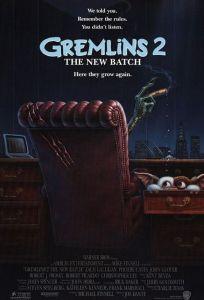Gremlins 2 poster