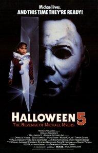 Halloween 5 poster