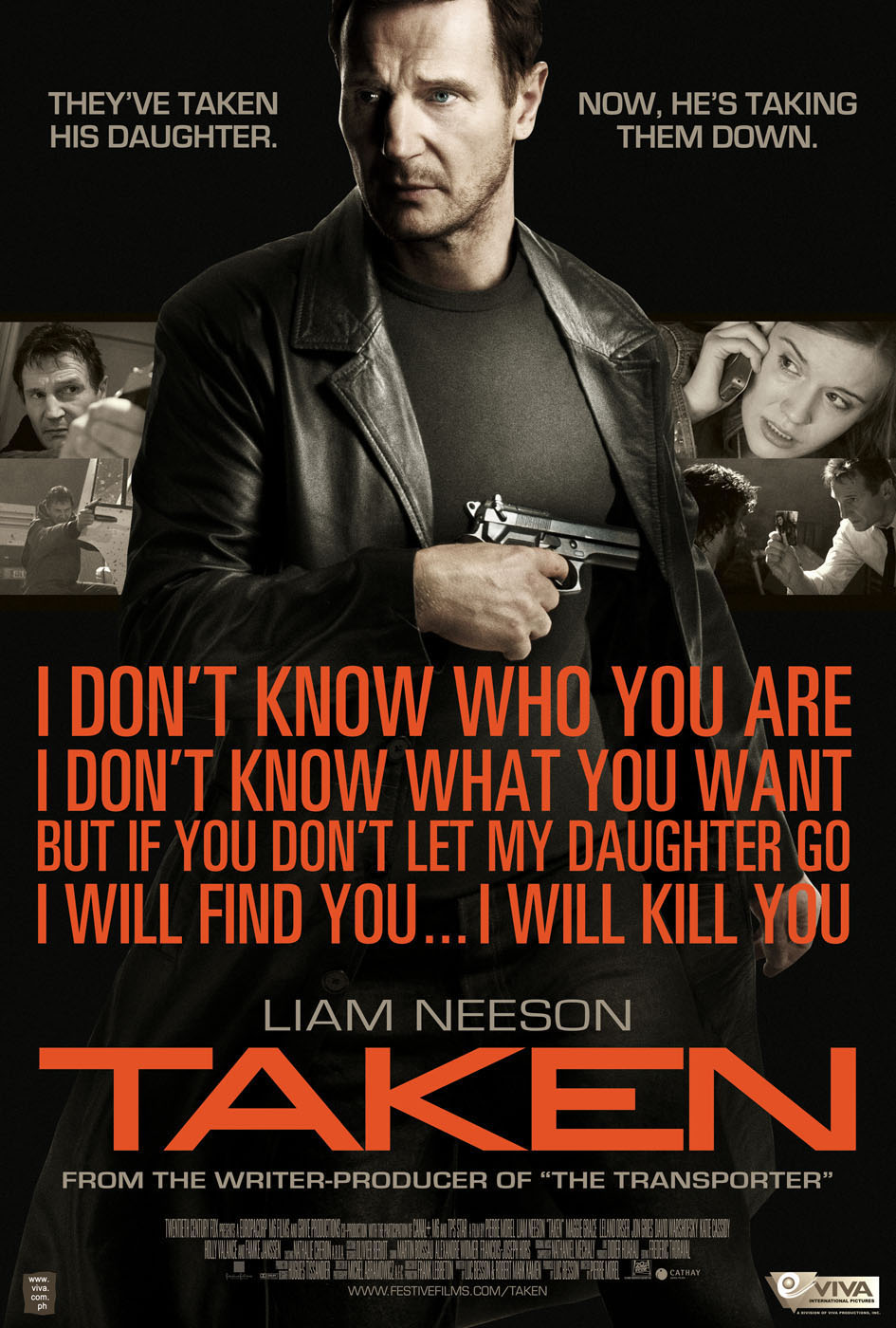 Taken 2008 Review That Was A Bit Mental