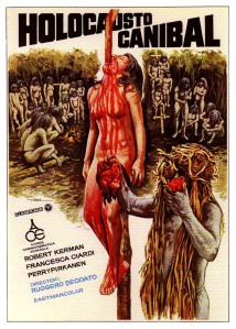 Cannibal Holocaust poster