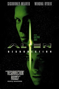 Alien Resurrection poster