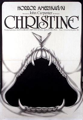 Christine Polish poster