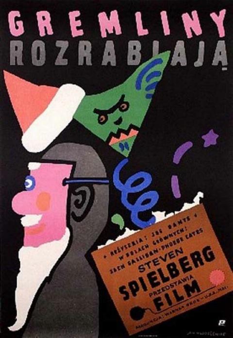 Gremlins Polish poster