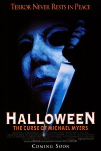Halloween The Curse Of Michael Myers poster