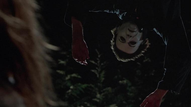"""""""Yes, I'm hanging upside down like an idiot but at this point nothing surprises me"""""""