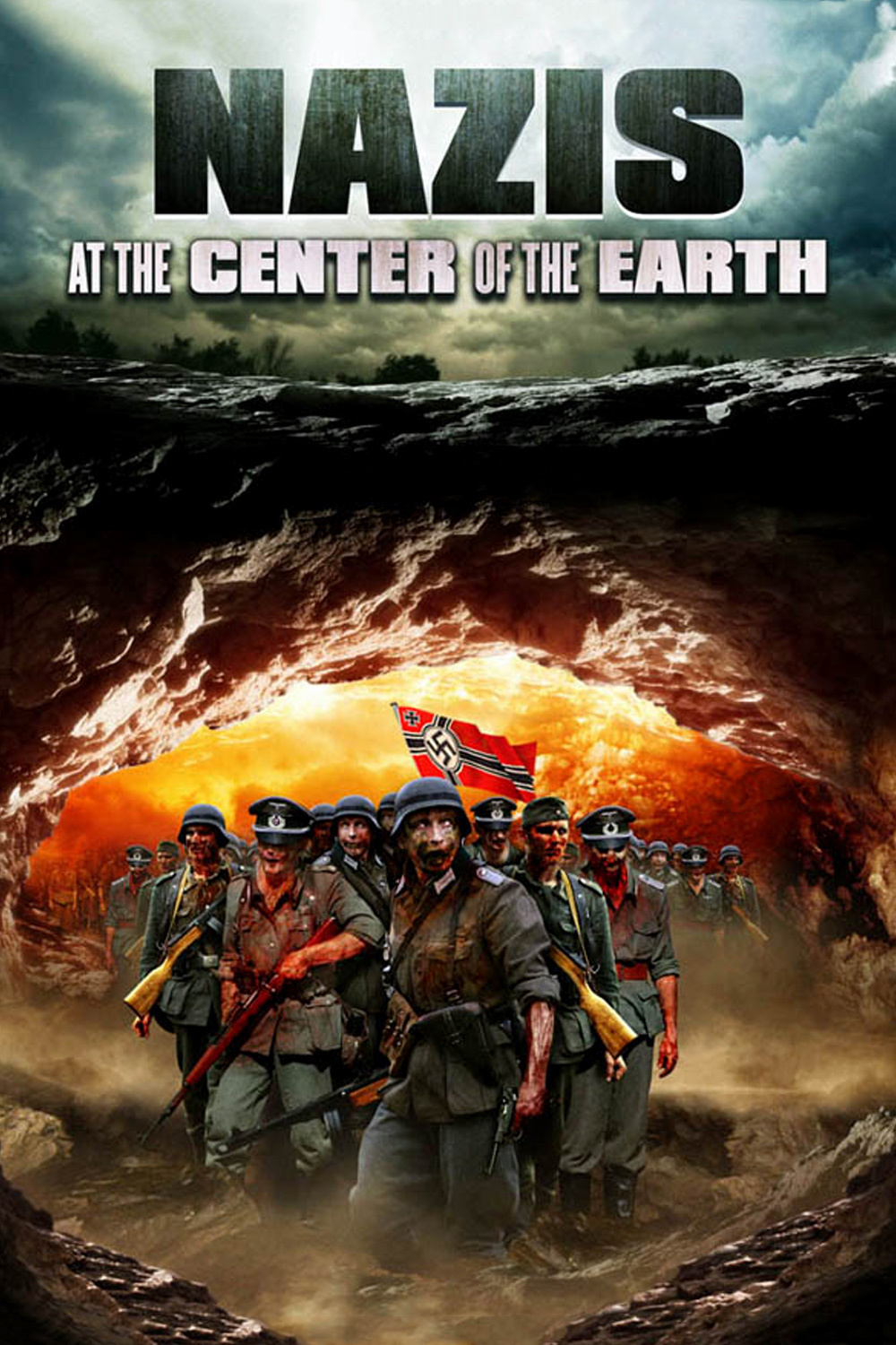 Nazis At The Center Of The Earth (2012) review | That Was ...