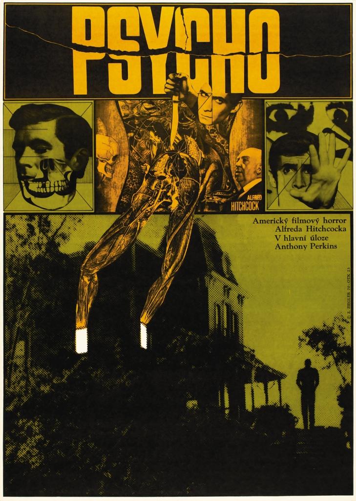 Psycho Polish poster