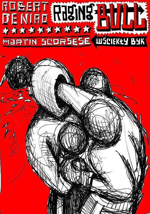 Raging Bull Polish poster