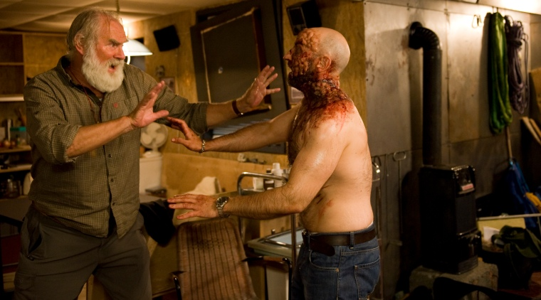 Fabien Barthez was livid at his new barber's shaving technique