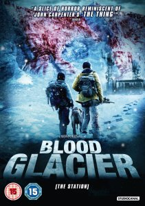 Blood Glacier poster