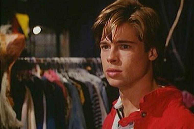 Brad Pitt in Cutting Class