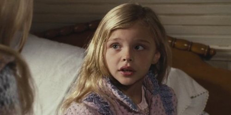 Chloe Grace Moretz in The Amityville Horror