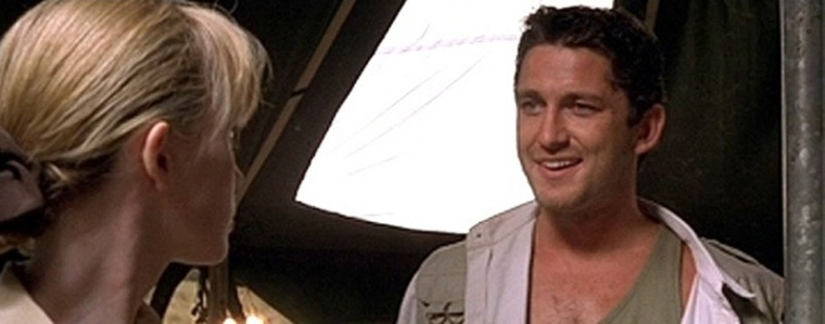 Gerard Butler in Tale Of The Mummy