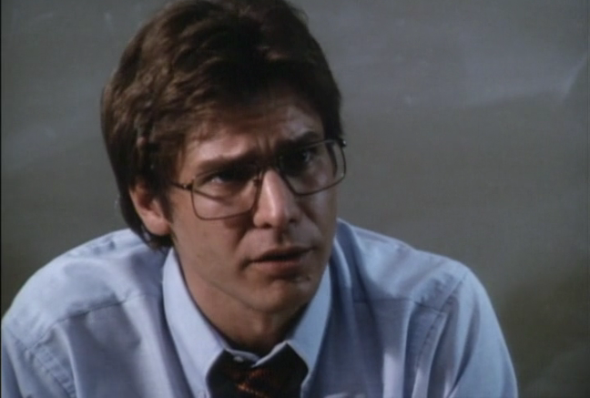 Harrison Ford in The Possessed