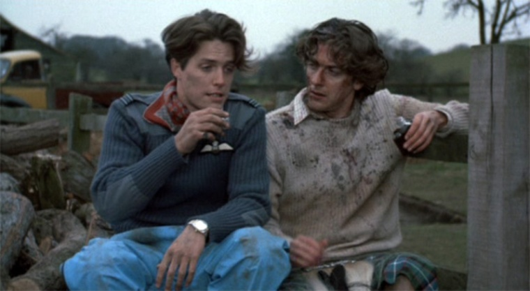 Hugh Grant in The Lair Of The White Worm