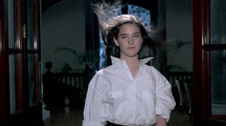 Jennifer Connelly in Phenomena