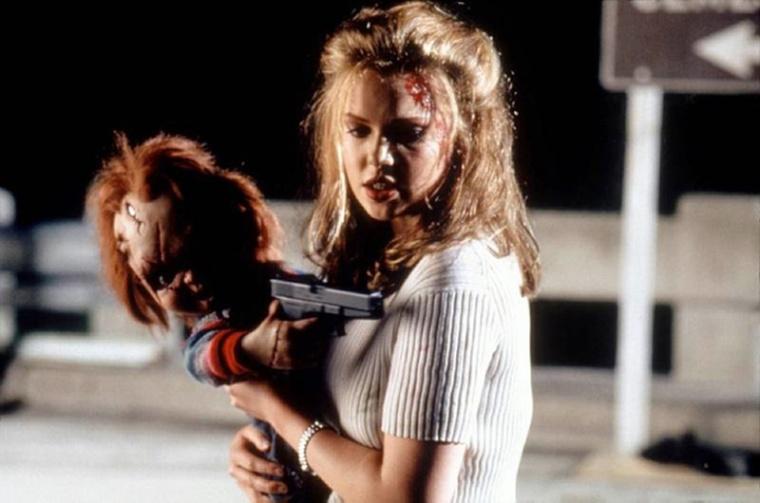 Katherine Heigl in Bride Of Chucky