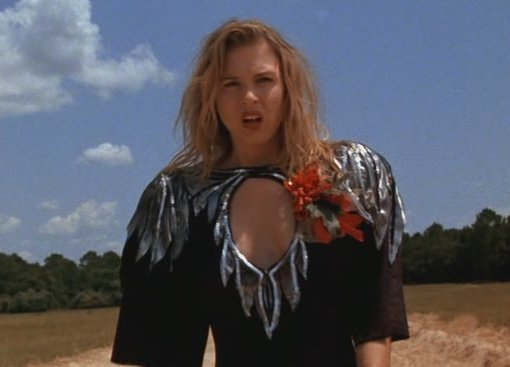 Renee Zellweger in Texas Chainsaw Massacre