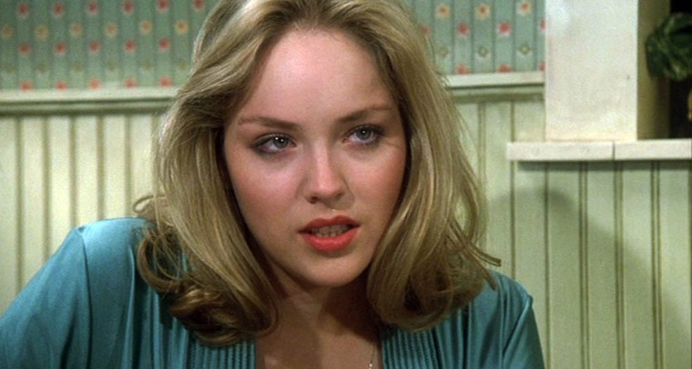 Sharon Stone in Deadly Blessing