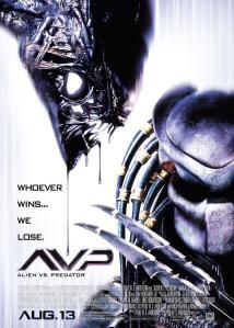 AVP Alien vs Predator poster