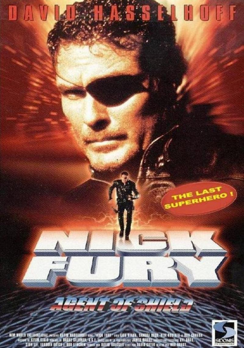 Nick Fury: Agent Of Shield (1998) review – That Was A Bit ...