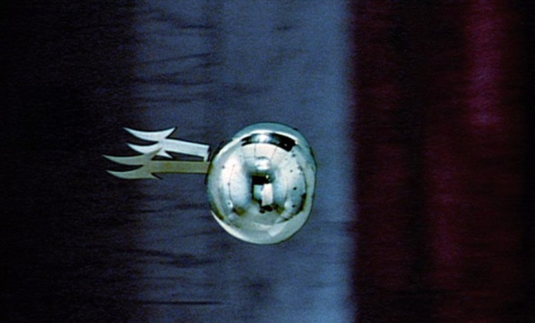 The infamous killer ball. A hell of an idea by director Don Coscarelli