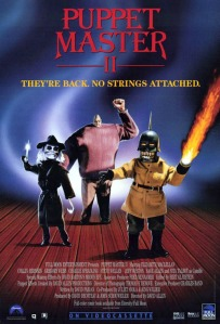 Puppet Master 2 poster