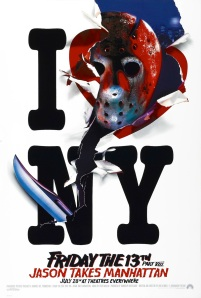 Friday The 13th Part VIII poster