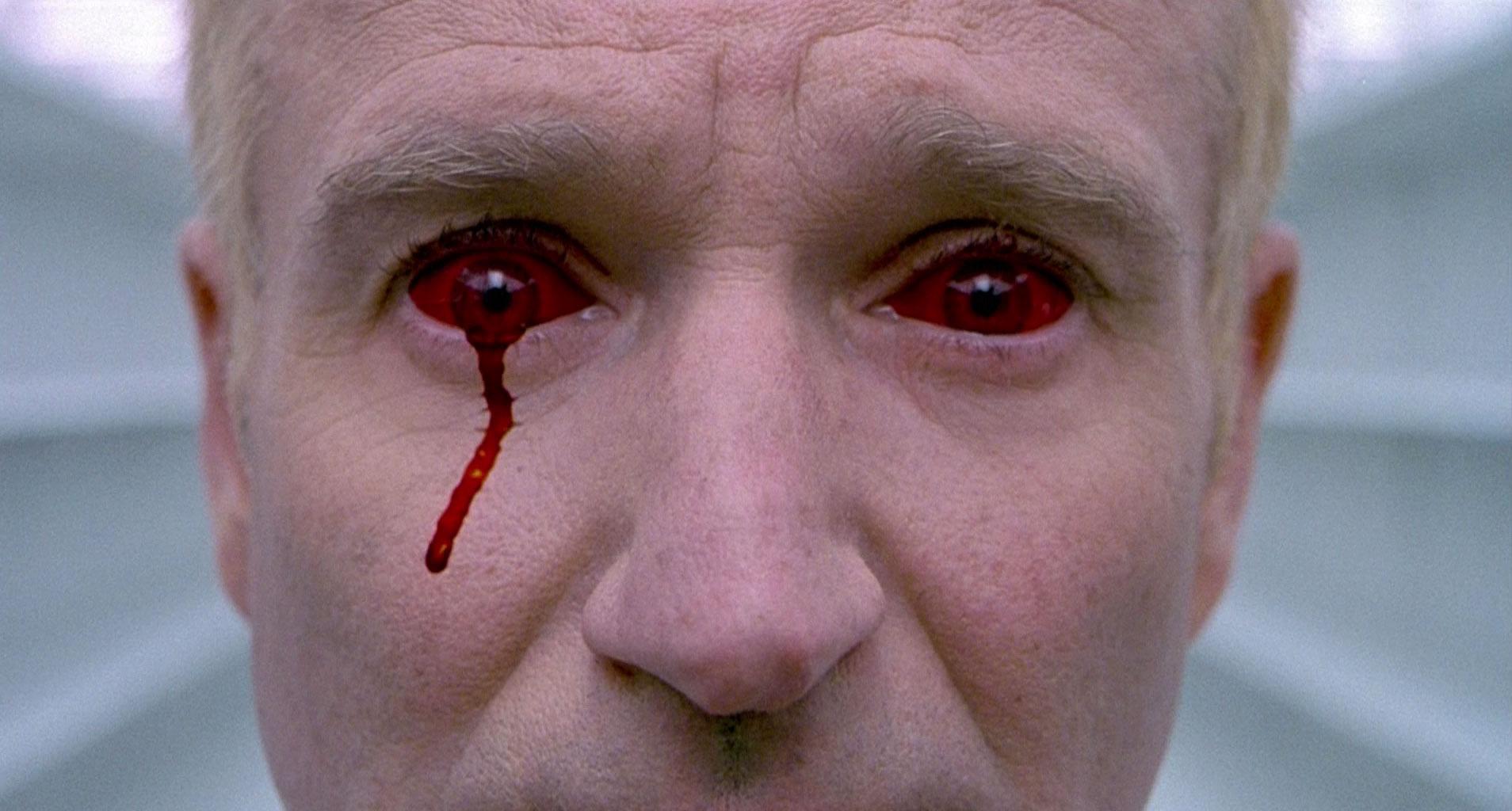 Фото кровоточужего очка