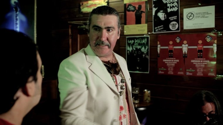 Steve Coogan's new 'sleazy Spanish businessman' disguise wasn't fooling anyone