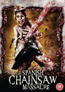 spanish chainsaw massacre poster