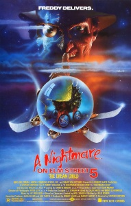 A Nightmare On Elm Street 5 poster