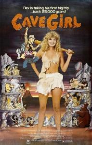 Cavegirl poster