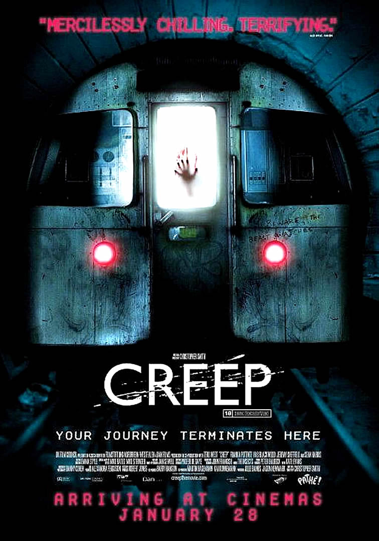 Creep Review That Was Bit Mental