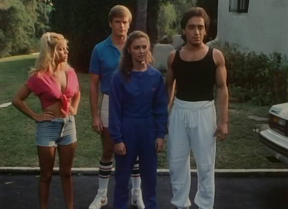 Daisy Duke, Michael Myers and Bruce lee had made it to the final of the 1986 Worst Cosplay Ever contest
