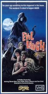 Evil Laugh poster