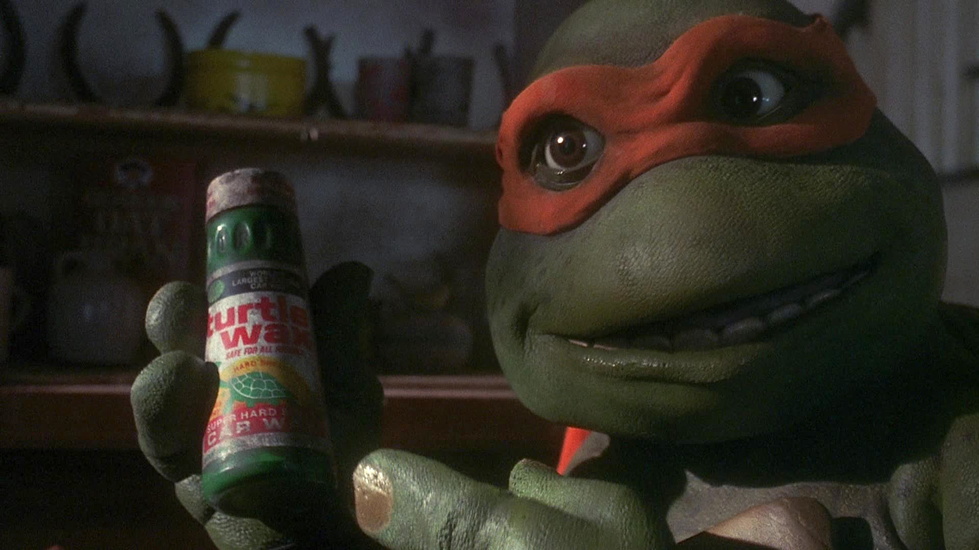 Ninja Turtle Bedroom Teenage Mutant Ninja Turtles 1990 Review That Was A Bit Mental