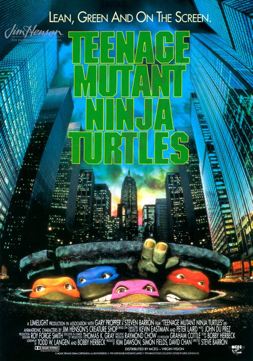 Teenage Mutant Ninja Turtles (1990) review u2013 That Was A ...