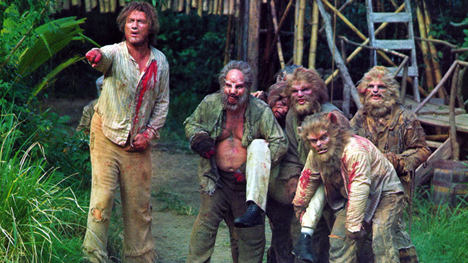 the island of doctor moreau The moreau island experiment from the beginning, val kilmer made the production a living hell for all concerned during the first two days he failed to show up completely, with his agent saying every val movie loses the first two days.