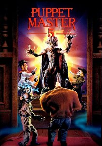 Puppet Matser 5 poster
