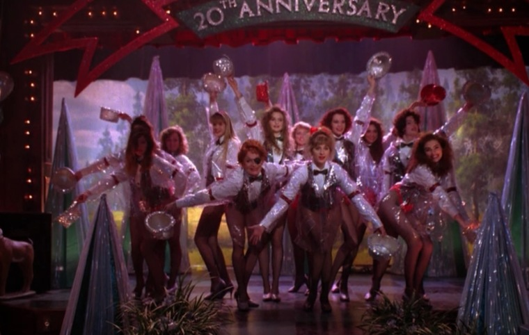 Just think, there was a chance viewers may not have gotten to see the the odd beauty pageant near the end of the series, starring pretty much every female resident of Twin Peaks